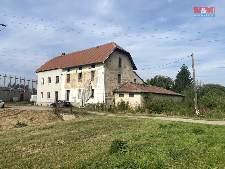 Prodej skladu, 4820 m², Ostopovice, ul. Družstevní