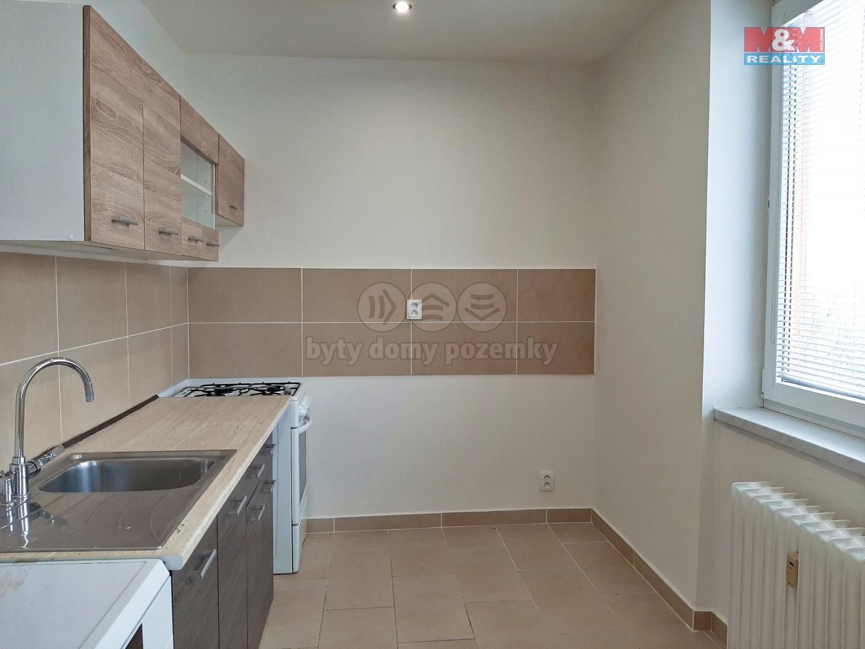 Pronájem bytu 2+1, 52 m², Ostrava Poruba, ul. Josefa Skupy