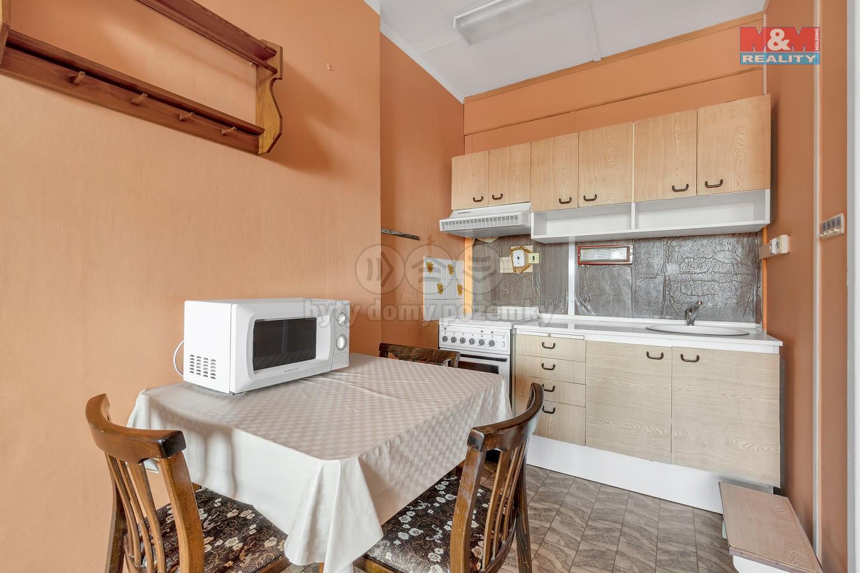 Pronájem bytu 1+1, 37 m², Hlinsko, ul. Československé armády