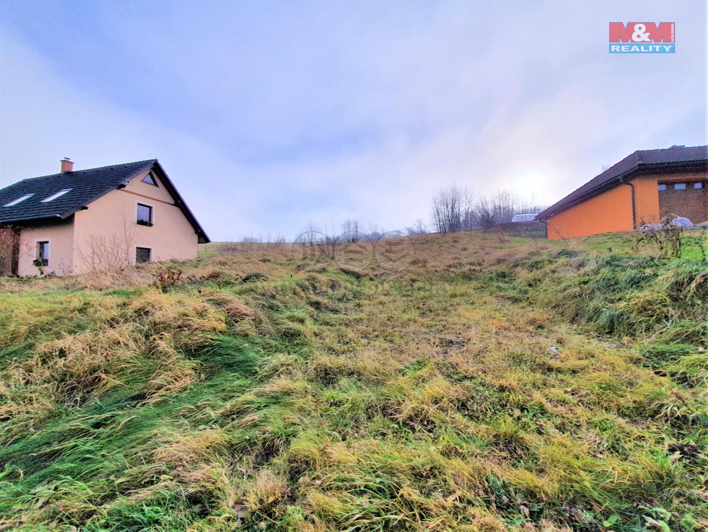 Prodej pozemku, 1487 m², Oborná