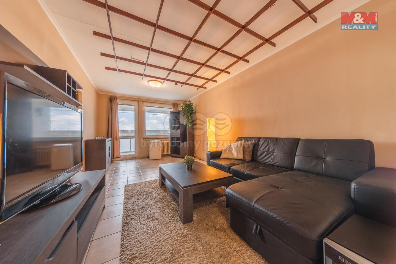 Pronájem bytu 4+1, 83 m², Praha, ul. Bryksova