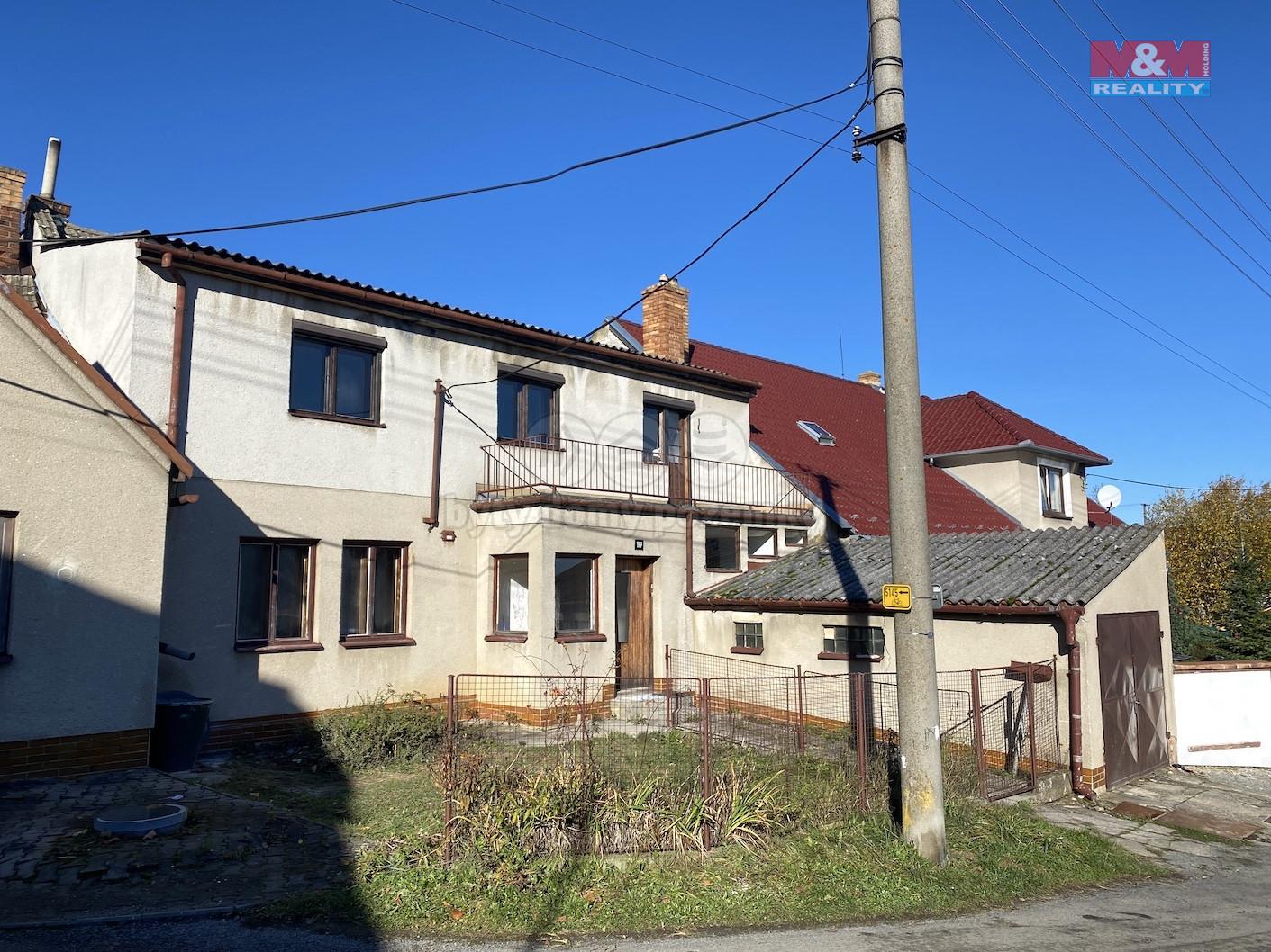 Prodej rodinného domu 6+1, Rozseč nad Kunštátem