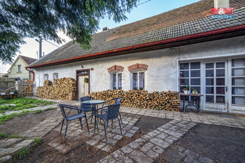 Prodej rodinného domu, 531 m², Budětice - Vlkonice