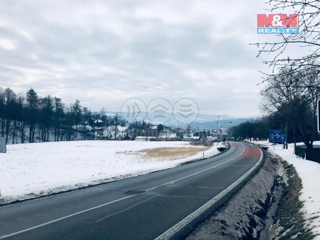 Prodej provozní plochy, 2319 m², Valašské Meziříčí