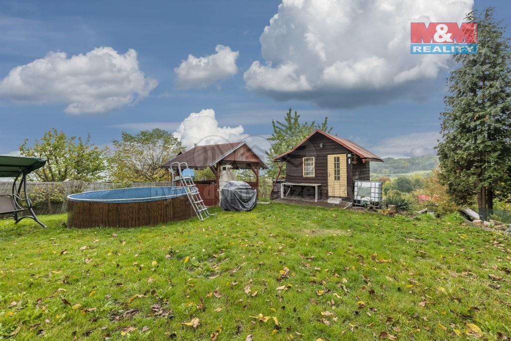 Prodej zahrady, 366 m², Děčín VI- Letná