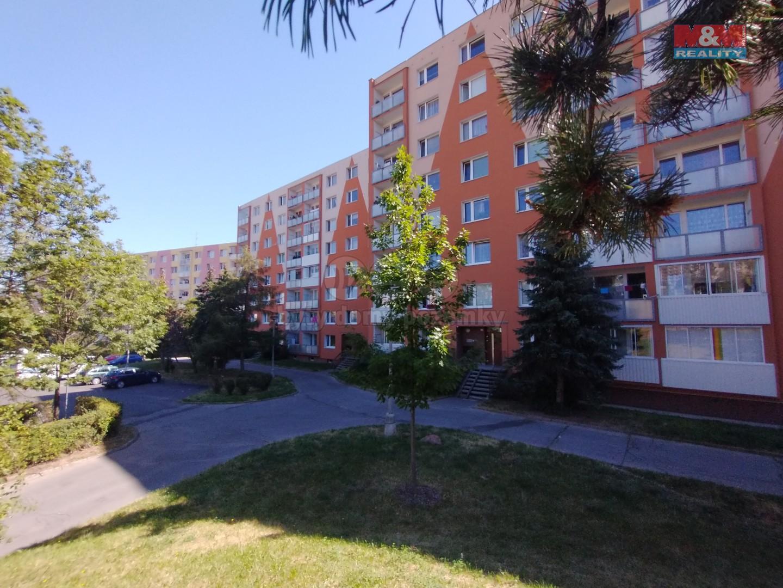 Pronájem, byt 1+1, 36 m2, Chomutov, ul. Písečná