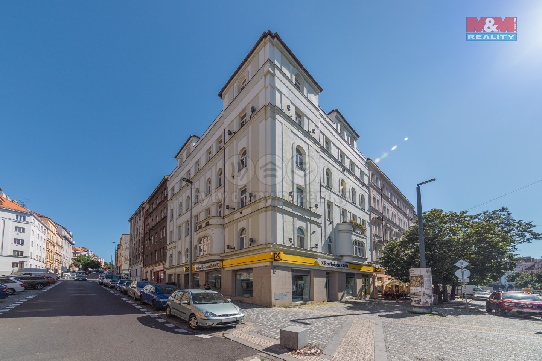 Pronájem bytu 2+kk, 45 m², Praha, ul. Žitomírská