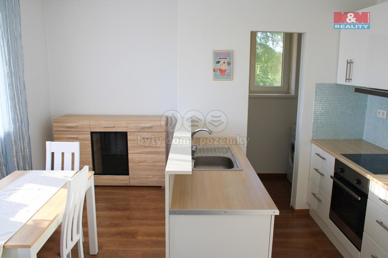 Pronájem, byt 3+kk, 55 m², Krnov - Pod Bezručovým vrchem