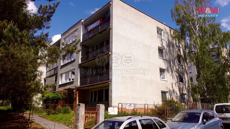 Pronájem bytu 1+1, 36 m², Praha, ul. Klánova
