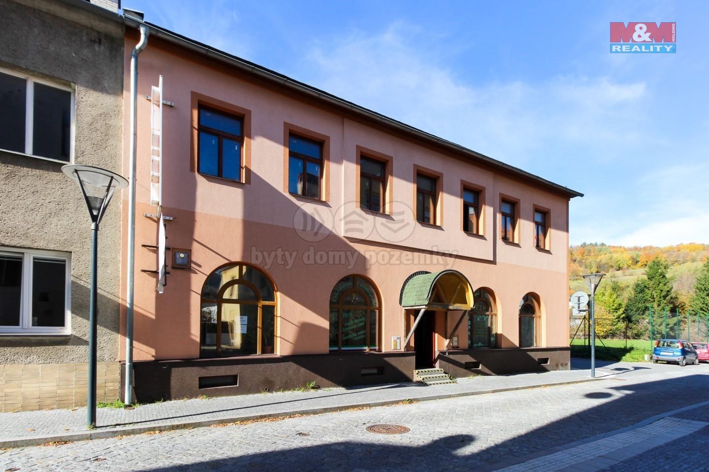 Pronájem obchod a služby, 350 m², Jeseník, ul. Školní