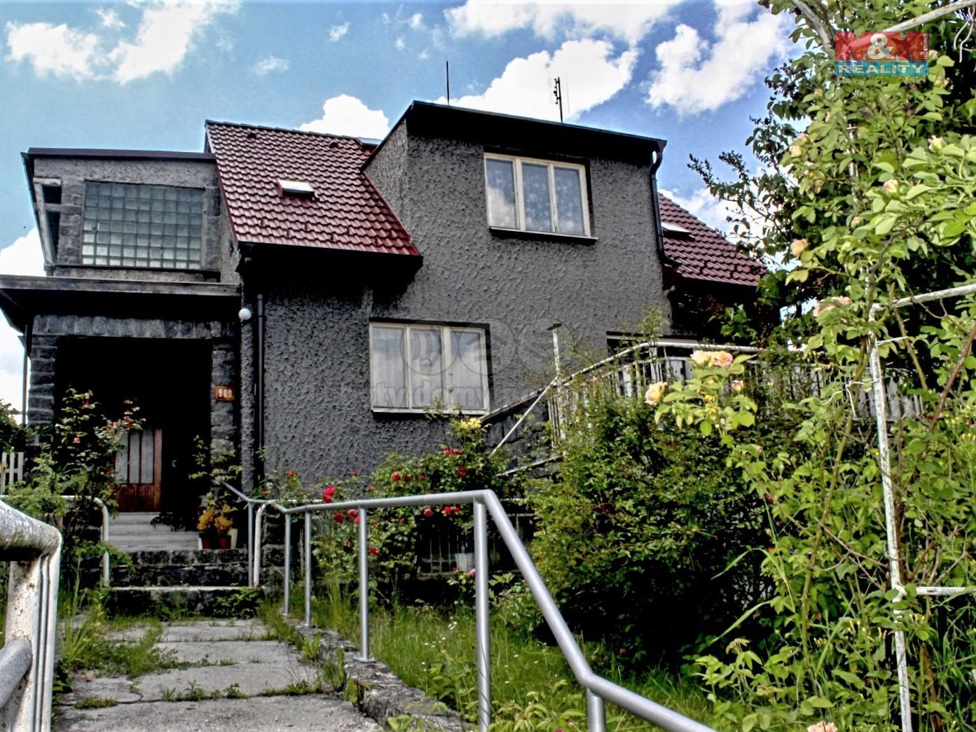 Prodej, rodinný dům, Milevsko, ul. Alšova