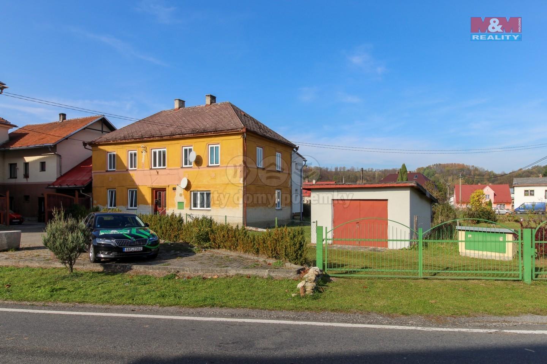 Prodej obchod a služby, 1372 m², Mikulovice, ul. Hlavní
