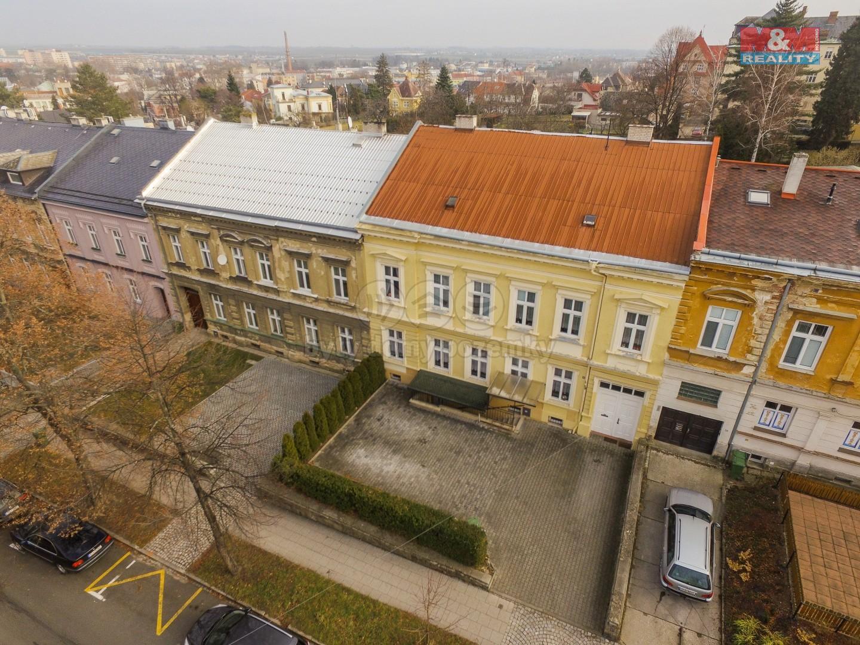 Prodej rodinného domu, 420 m², Opava, ul. Tyršova