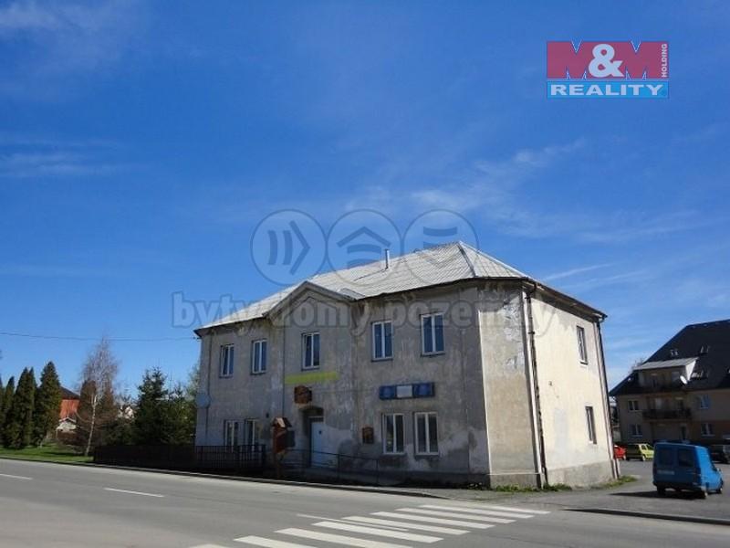 Prodej rodinného domu, 449 m², Světlá Hora - Světlá