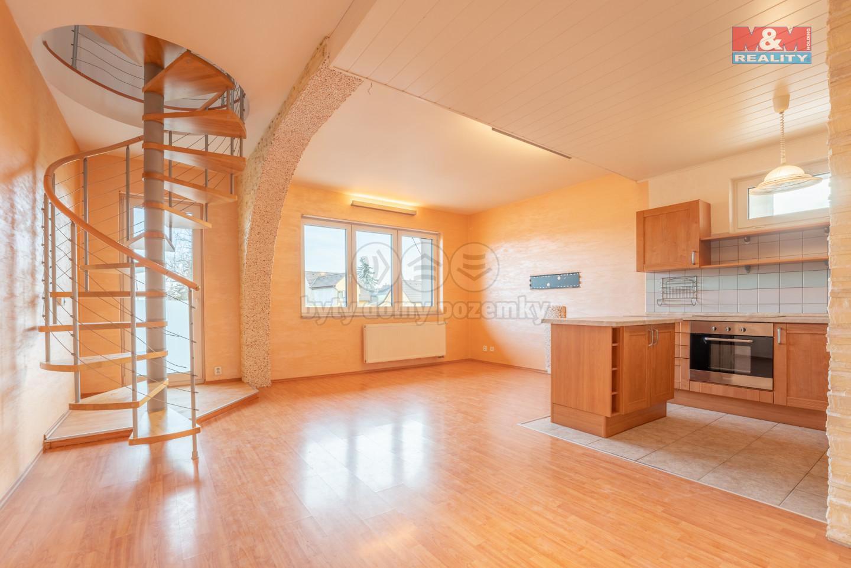 Prodej bytu 5+kk, 135 m², Praha, ul. Libušská