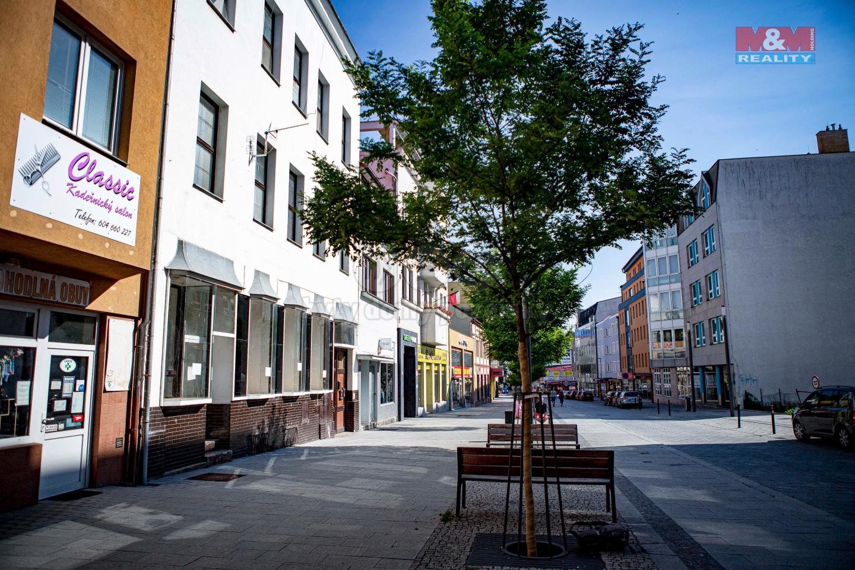 Pronájem, obchodní prostory, 200 m², Benešov, ul. Tyršova
