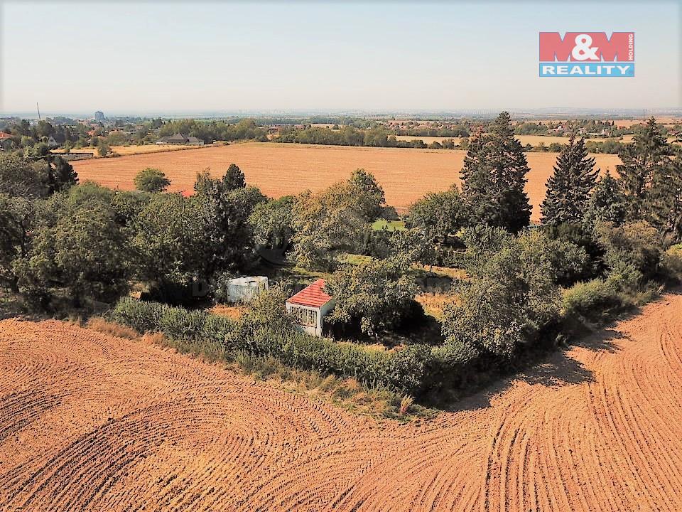 Prodej zahrady, 1197 m², Říčany, ul. Pastelková