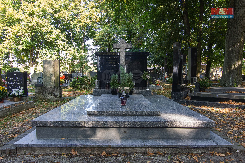 Prodej hrobky, 5 m², Chotěboř