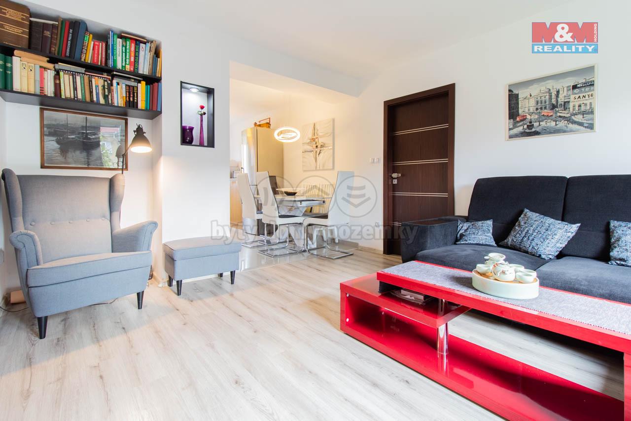Prodej bytu 3+kk, 72 m², Strakonice, ul. Školní