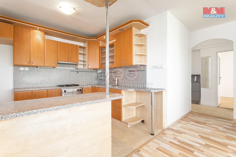 Prodej, byt 3+kk, 64 m2, Ostrava - Poruba, ul. Mongolská