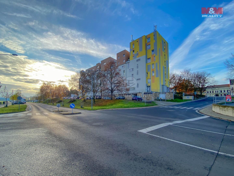 Pronájem bytu 1+kk v Lovosicích, ul. Osvoboditelů