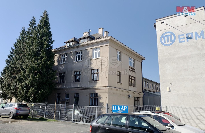 Pronájem, kancelářský prostor 42 m2, Praha 4, Mezi Vodami
