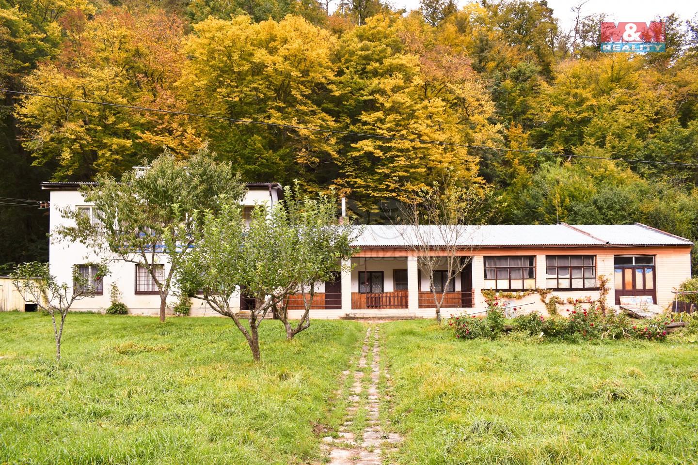 Prodej chaty, 415 m², Podhradí nad Dyjí