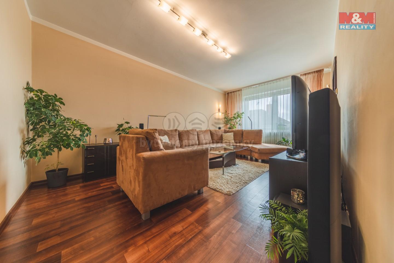 Prodej bytu 3+1, 74 m², Teplýšovice