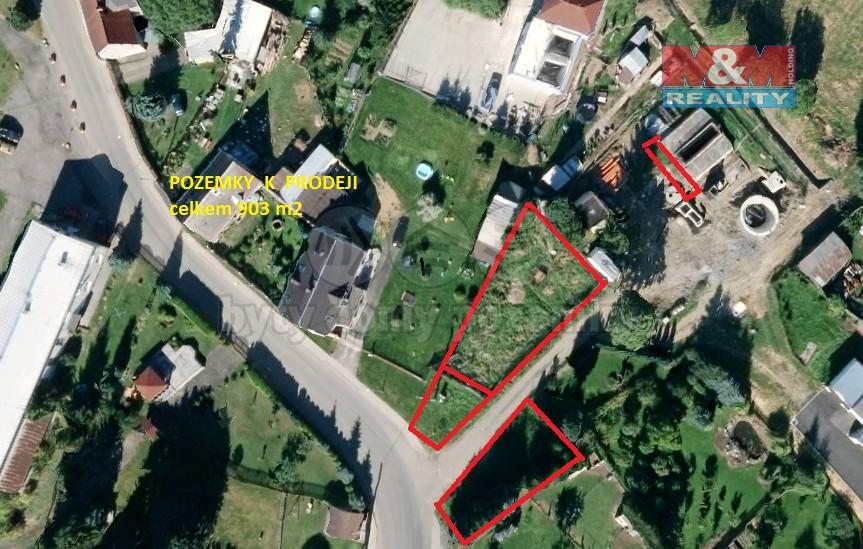 Prodej provozní plochy, 742 m², Krásné Údolí