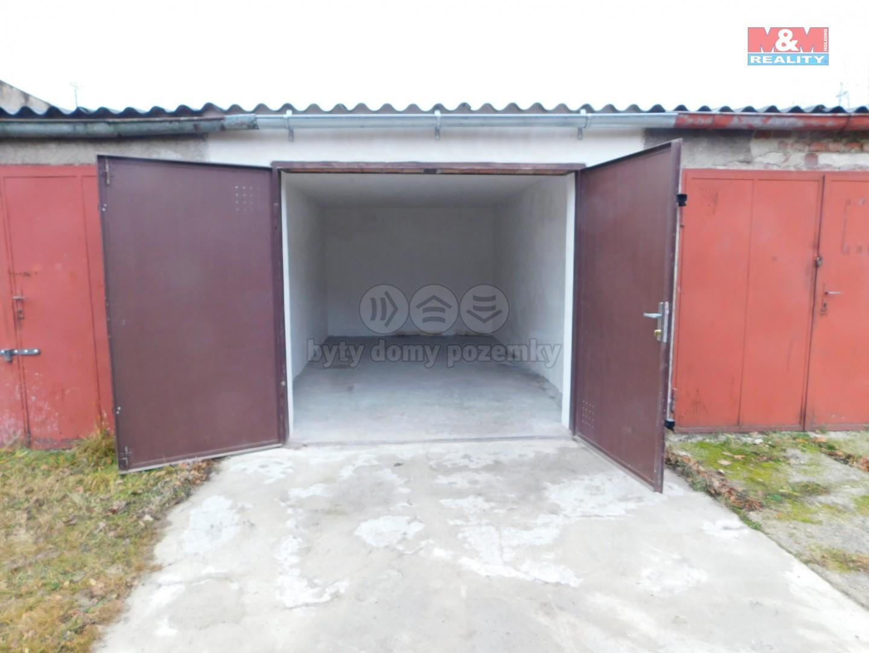 Pronájem garáže, 28 m², Cheb, Šv. Vrch, U Výtopny
