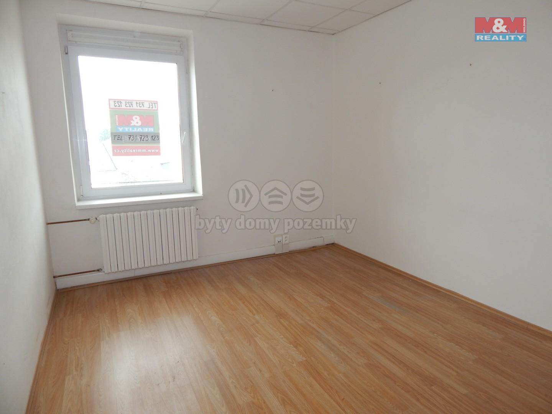 Pronájem kancelářského prostoru, 17 m², Zlín, Malenovice