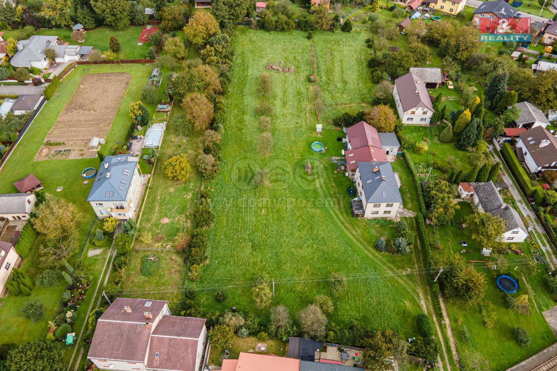 Prodej pozemku k bydlení, 4071 m², Ostrava, ul. Vřesinská