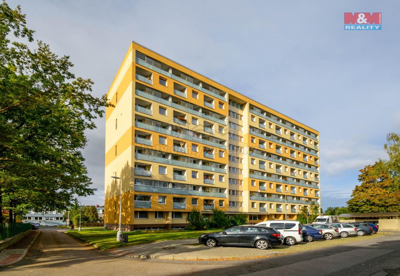 Prodej bytu 3+1, 72 m2, Kladno, ul. Plzeňská