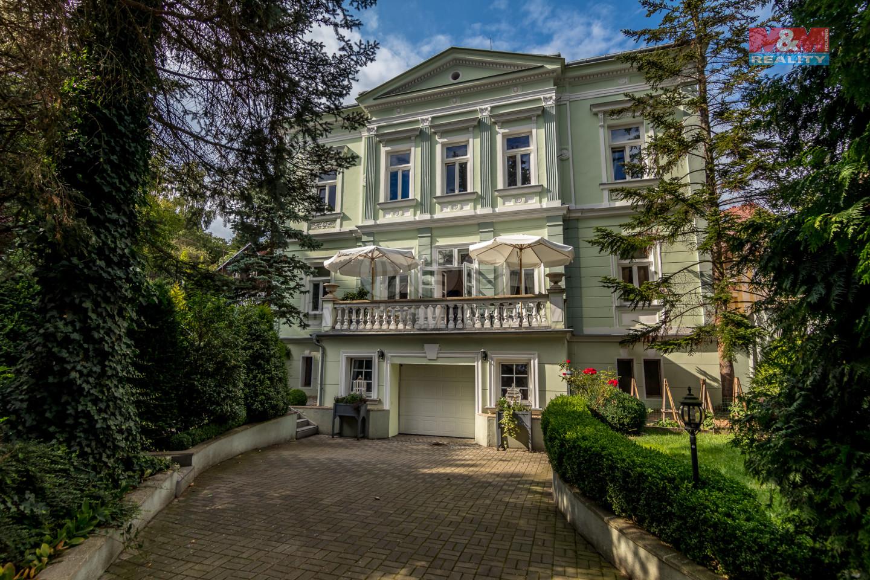 Prodej nájemního domu, 1018 m², OV, Dubí, ul. Ruská