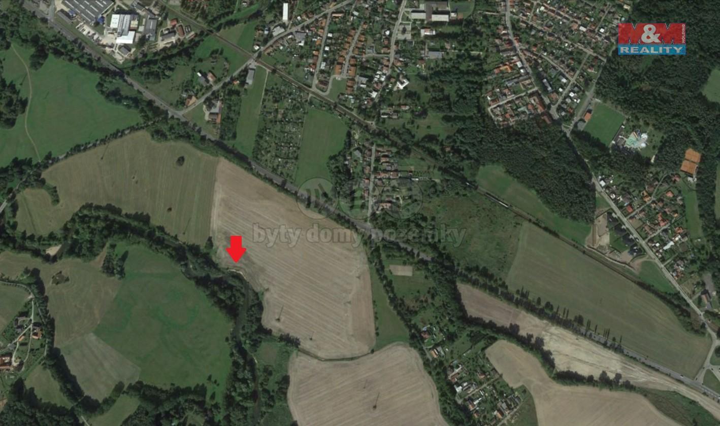 Prodej pole, 13617 m², Třebechovice pod Orebem