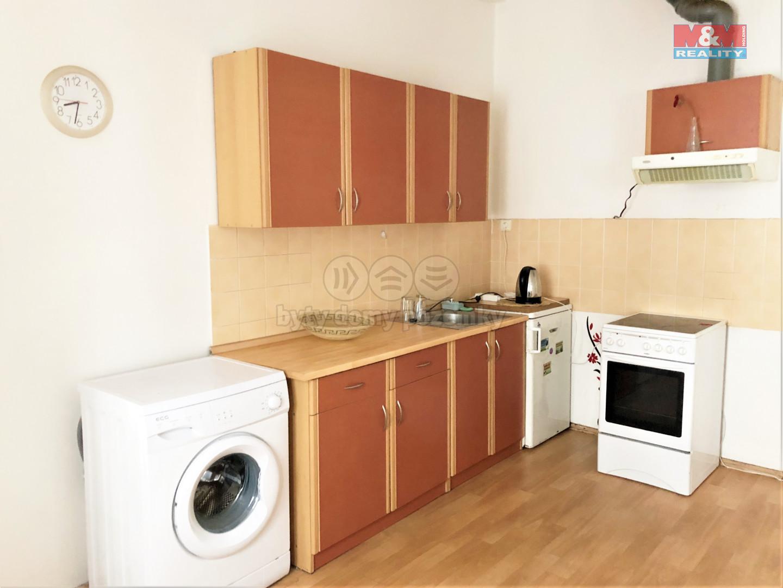 Pronájem bytu 1+1, 32 m², Praha, ul. Koněvova
