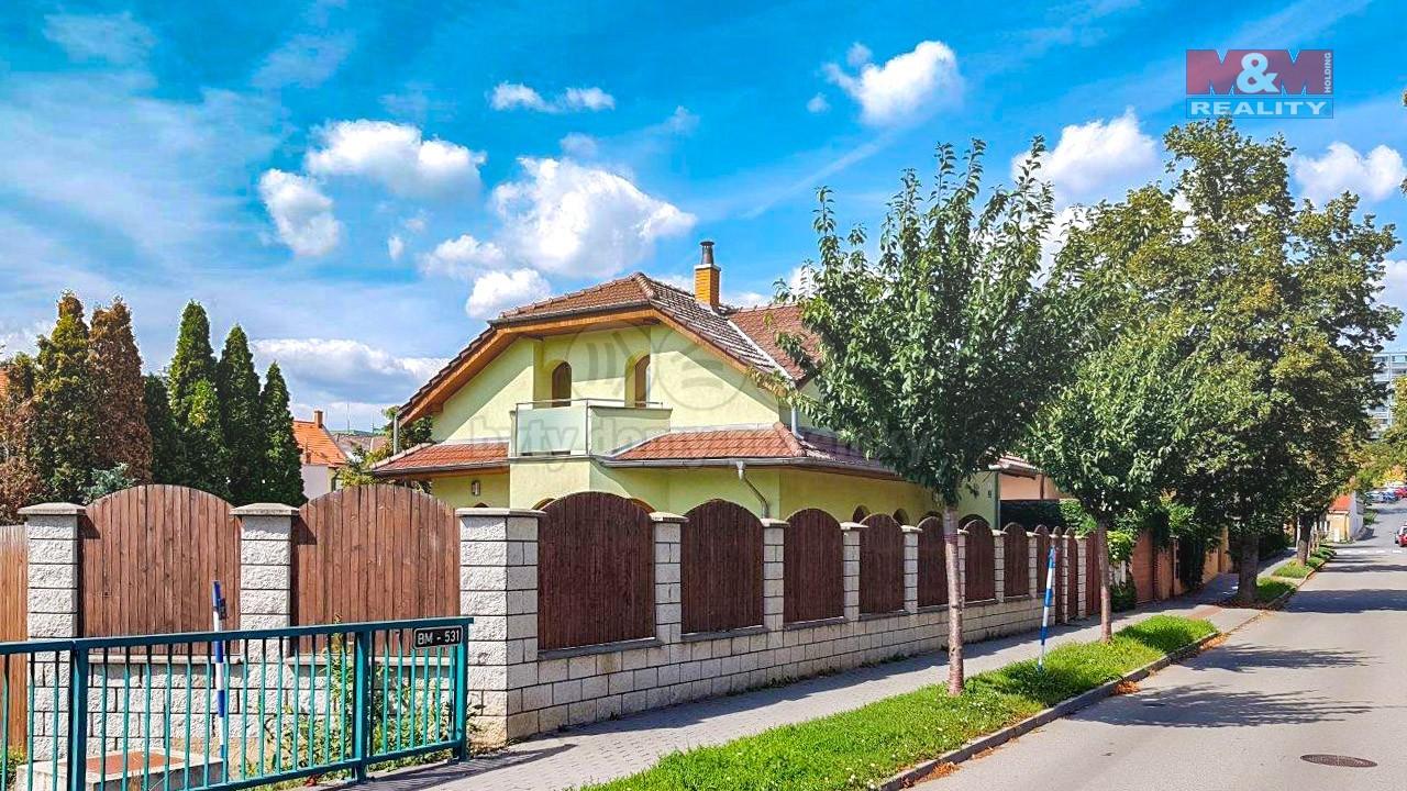 Prodej, rodinný dům, 362 m², Brno, ul. Čermákova