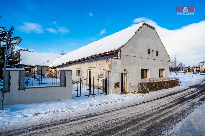 Prodej chalupy, 222 m², Vratěnín