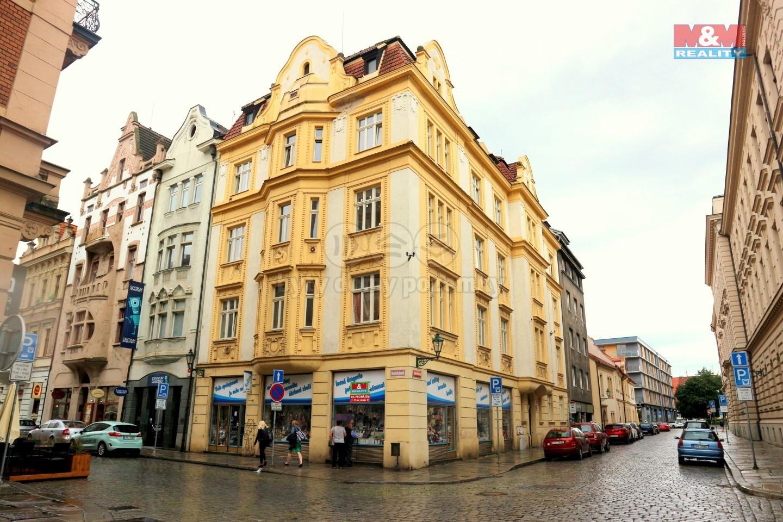 Pronájem, nebytové prostory, 129 m², Plzeň - Centrum