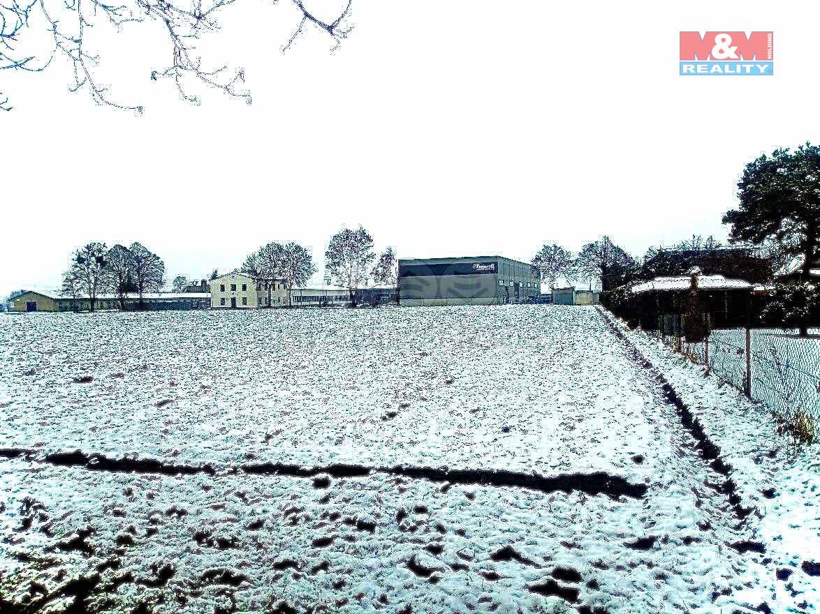 Prodej pozemku k bydlení, 1546 m², Přerov, ul. Nová