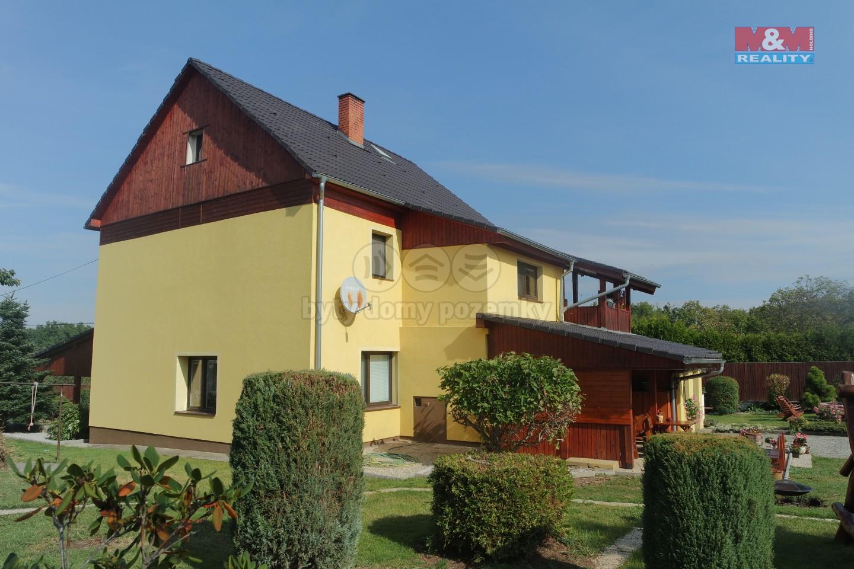 Prodej rodinného domu, 1804 m², Hluboš