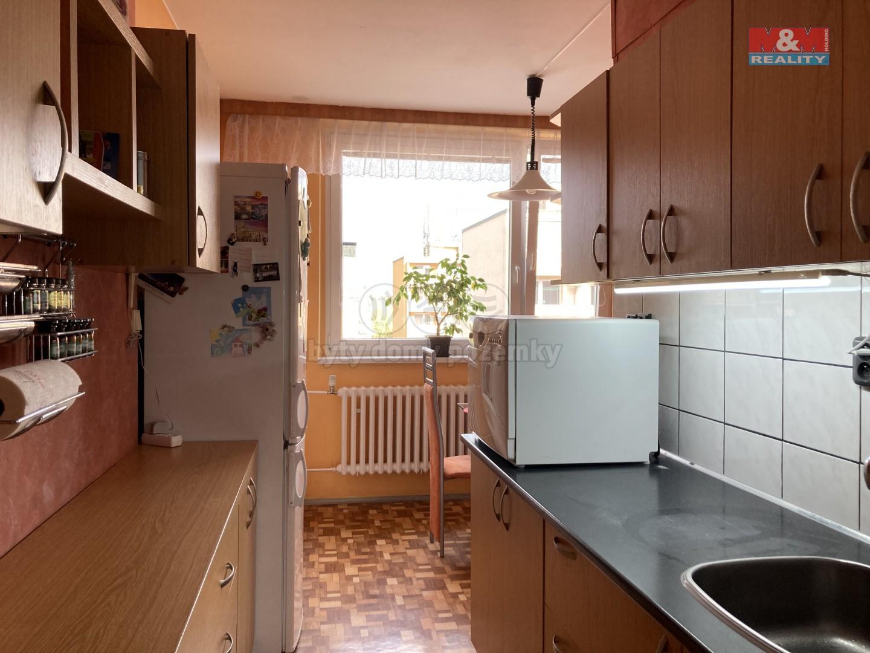 Prodej bytu 3+1, 82 m², Brno, ul. Chodská