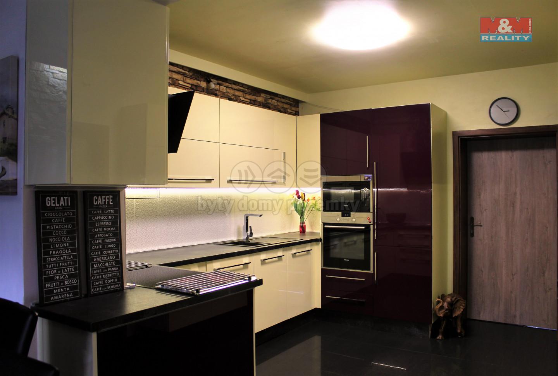 Prodej rodinného domu, 137 m², Brno, ul. Hapalova