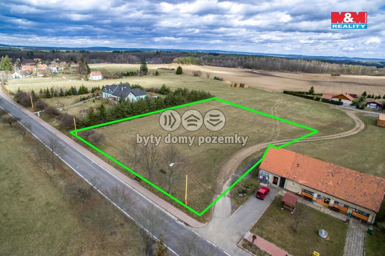 Prodej, pozemek, 4091 m2, Vráž