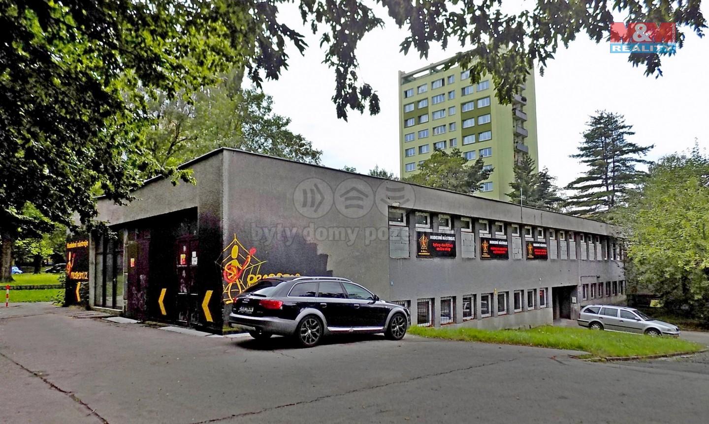 Prodej obchod a služby, 570 m², Ostrava, ul. Mongolská