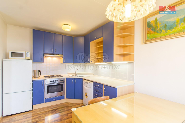 Pronájem bytu 4+1, 88 m², Praha 8 - Kobylisy