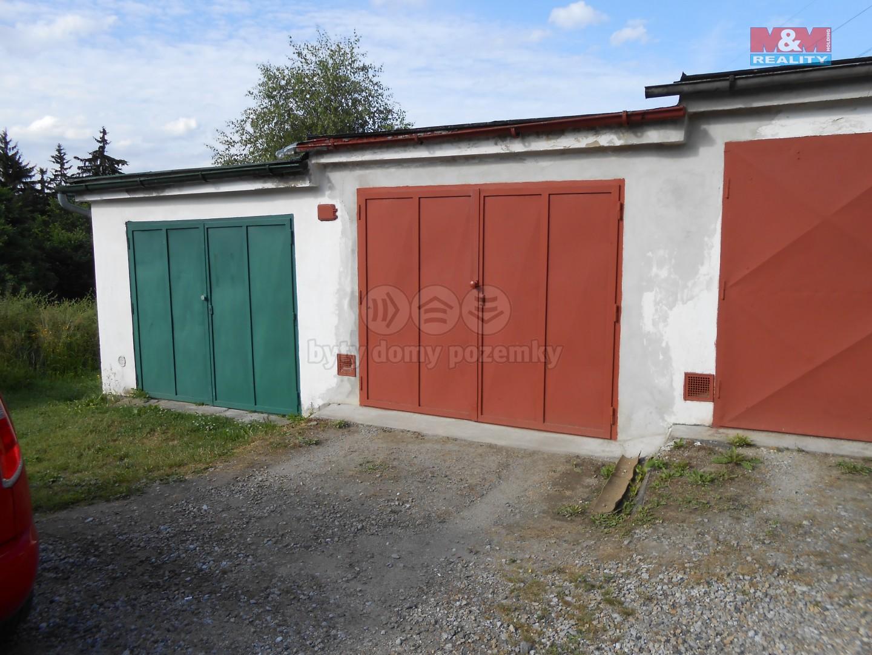 Prodej garáže, 20 m², Větřní