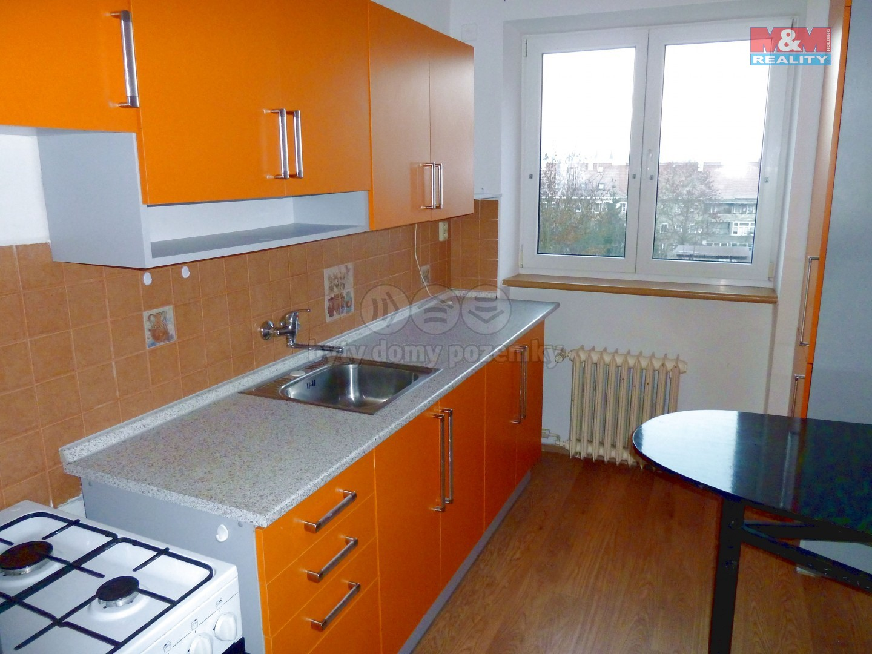 Pronájem bytu 2+1, 50 m², Cheb, ul. Palackého