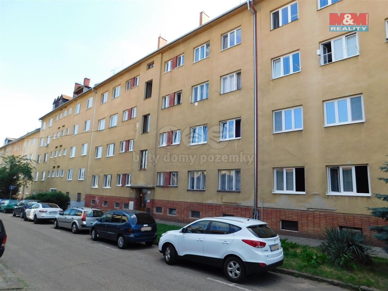 Prodej bytu 2+1, OV, 57 m2, Hodonín