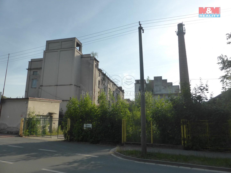 Prodej výrobního objektu, 75770 m², Hronov, ul. Kostelecká